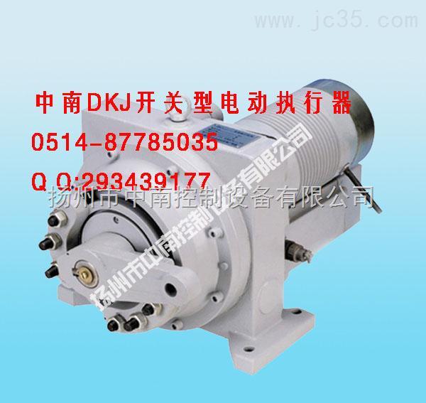 dkj型电动执行机构的自动调节系统经配用各种