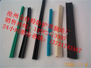 机床导轨刮屑板/密封胶条/导轨防护罩/穿线拖链(图)