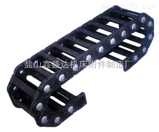 机床专用45*75桥式工程尼龙拖链