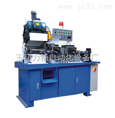 圆钢自动切割机|棒材自动切割机|金属圆锯机|力扬机械