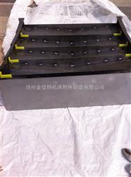 钢板防护罩、钢板伸缩式防护罩【】