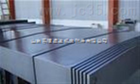 机床附件大全 机床防护罩 不锈钢防护罩 风琴式防护罩