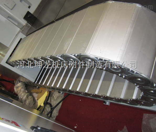 TLG125钢制拖链
