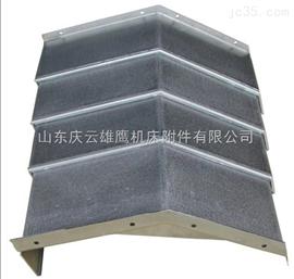 加工中心導軌鋼板防護罩