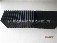 线性滑轨防尘伸缩防护罩