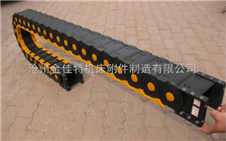 塑料拖链 工程拖链 工程塑料拖链 穿线塑料拖链