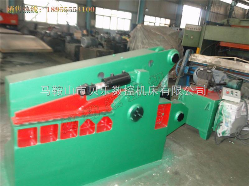 大型剪切机 鳄鱼式液压剪切机,专用废钢剪切机