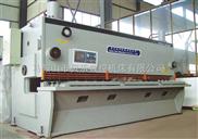贝乐剪板机 华东大的生产基地 小型简易剪板机