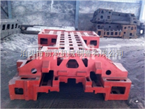 卧式加工中心竞技宝下载铸件-MDH65床身,铸锻件