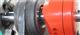 法兰和阀门便携式端面铣镗孔设备