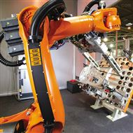 承德点焊机器人