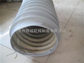 阻燃性能好的排烟通风软连接 排烟通风软管