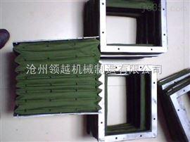 凹版印刷机耐高温方形通风软连接圆形伸缩通风管厂家