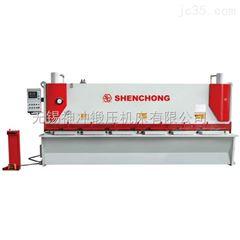 QC11Y-8*4000液压剪板机