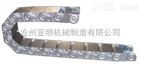 供应正品铣床桥式钢铝拖链