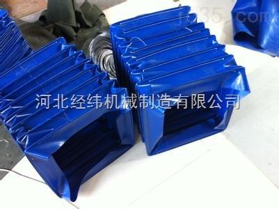 专业制作风机防尘方形帆布软连接