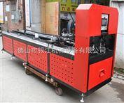 深圳珠海排骨架锌钢货架全自动数控开孔机