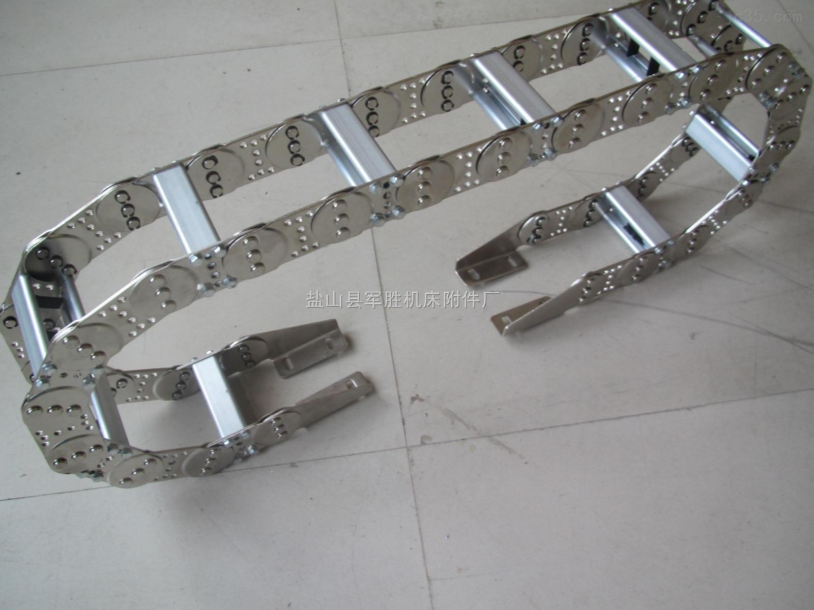 工程机床穿线钢铝拖链制造厂