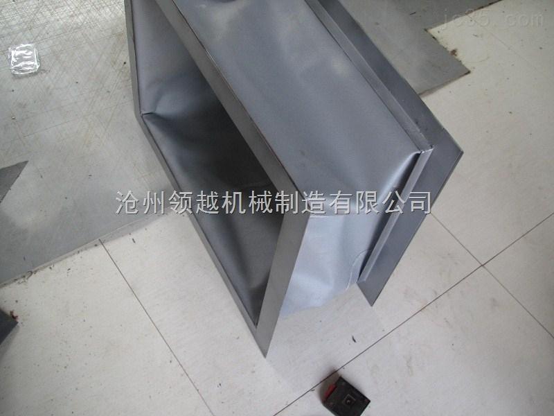 大型空调通风口耐温通风软连接厂家直销