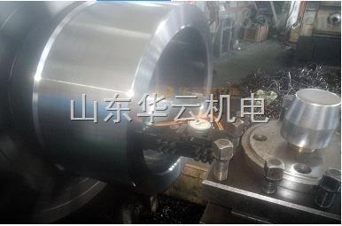 华云豪克能AGC伺服油缸镜面加工