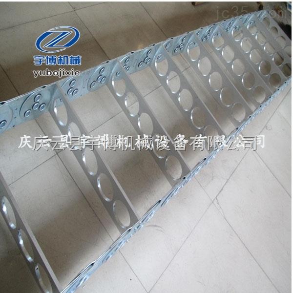 宇博TLG钢制拖链 机床线缆拖链 桥式拖链供应