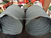 耐酸碱帆布水泥布袋  帆布伸缩软连接