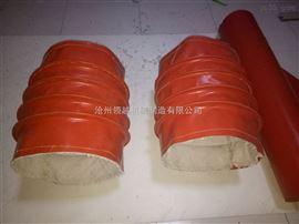 消声防震硅胶耐高温伸缩软连接厂家