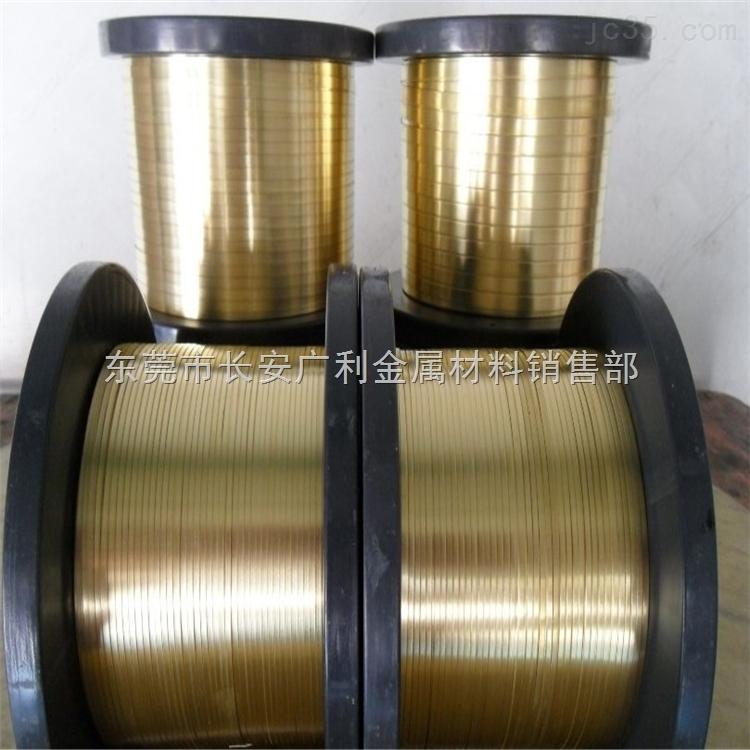 半硬黄铜线3.0 3.5 4.0卷盘H65黄铜线