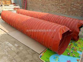 耐高温防火阻燃通风管