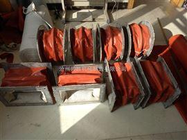 炼钢厂耐高温耐酸碱防腐蚀加厚耐磨软连接