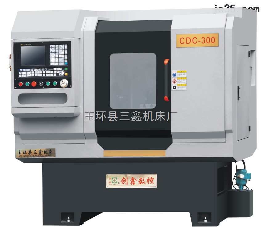 CDC-300直线电主轴数控车床
