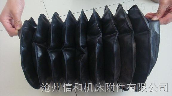 丝杠防尘套制作