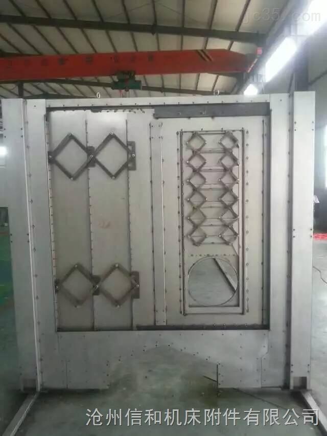 信和钢板防护罩专业生产厂家