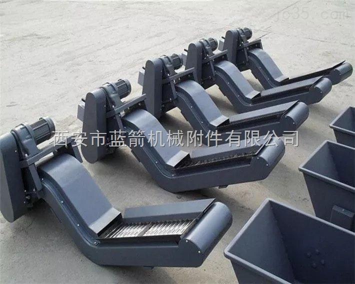 850机械输送机刮板式排屑机
