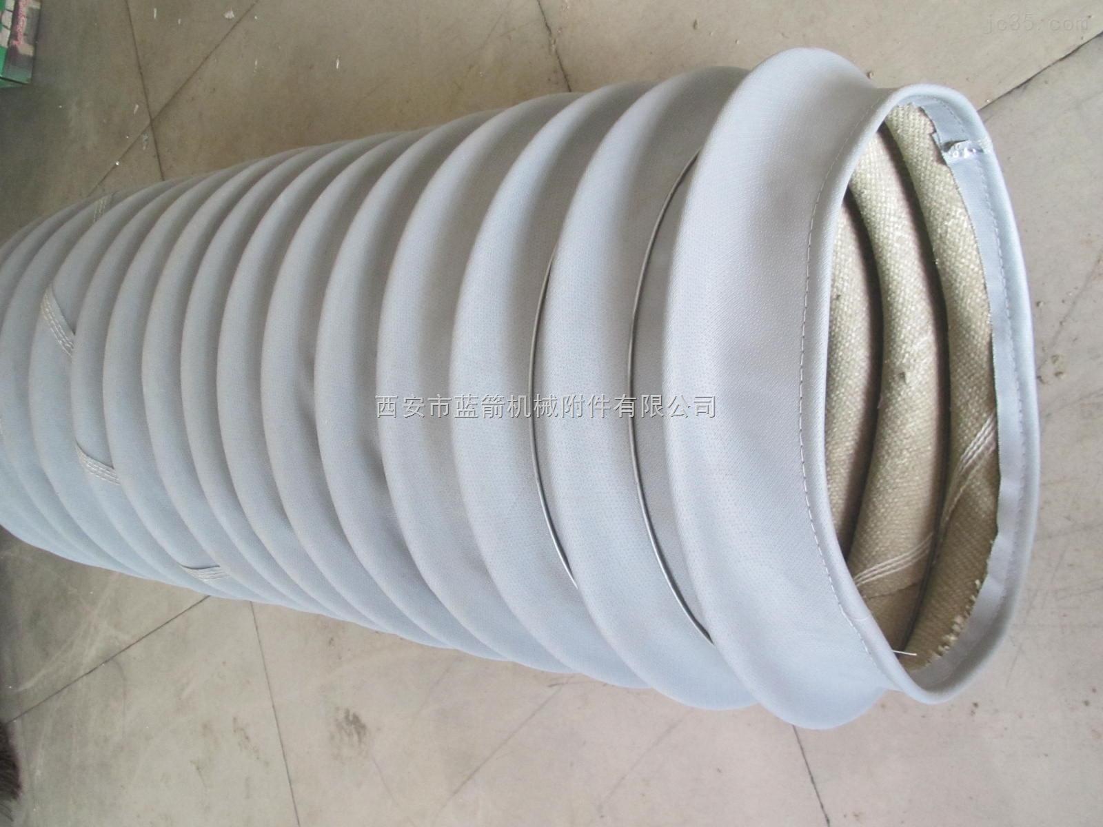 防尘防砂三防布圆筒形丝杠防护罩