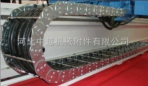 加工中心机床钢铝拖链