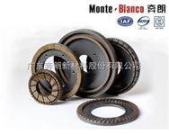 奔朗厂家批发金属结合金刚石盘式陶瓷加工磨边轮