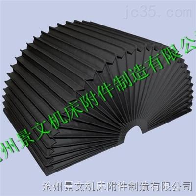 机械设备方形风琴式防护罩厂家报价