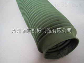 除尘器帆布环保伸缩通风软连接