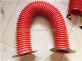 液压油缸防尘密封伸缩丝杠防护罩