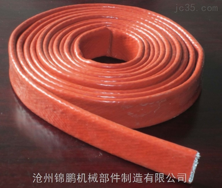 防高温喷溅油气管防护软管