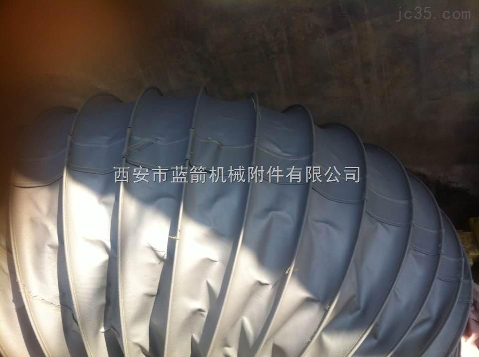 耐高温阻燃丝杠防护罩