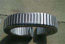 昆山CNC数控机床矩形金属软管