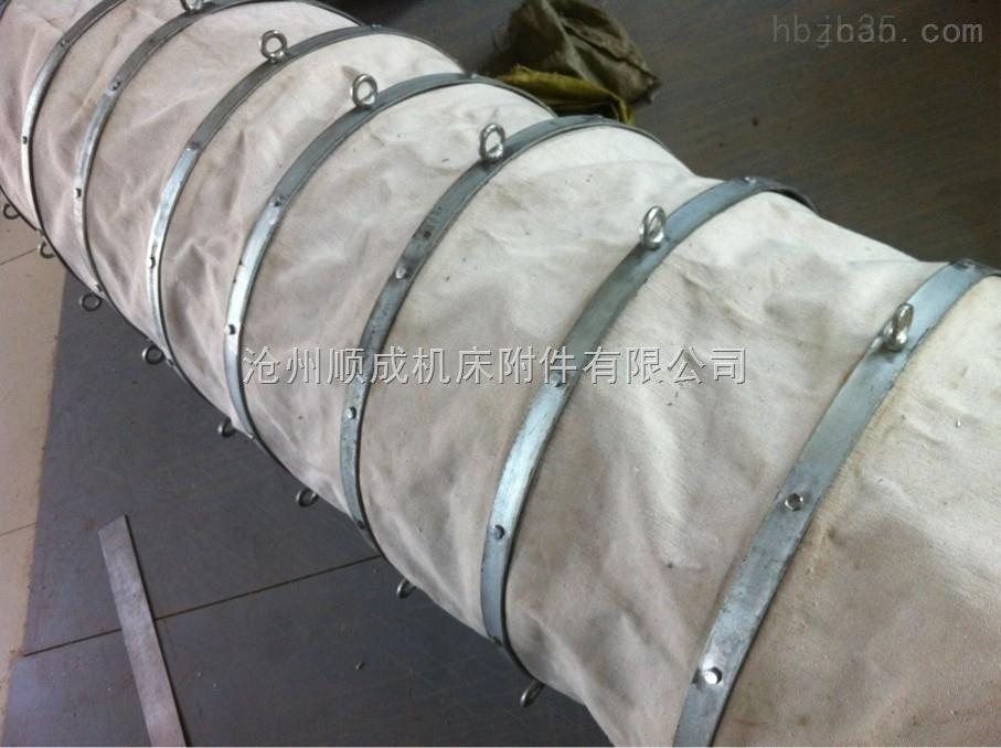 水泥输送布袋 吊环式水泥输送布袋