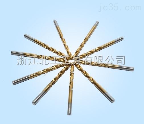 M2镀钛直柄麻花钻