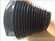 圆形伸缩橡胶防护罩/保护套  丝杠光杠减震橡胶套(机床附件生产厂家)