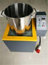 诺虎环保型专用保温杯精密磁力抛光机