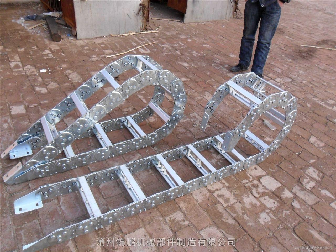 线缆保护钢制拖链厂家大量批发