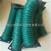 耐油防水圆筒式丝杠防护罩