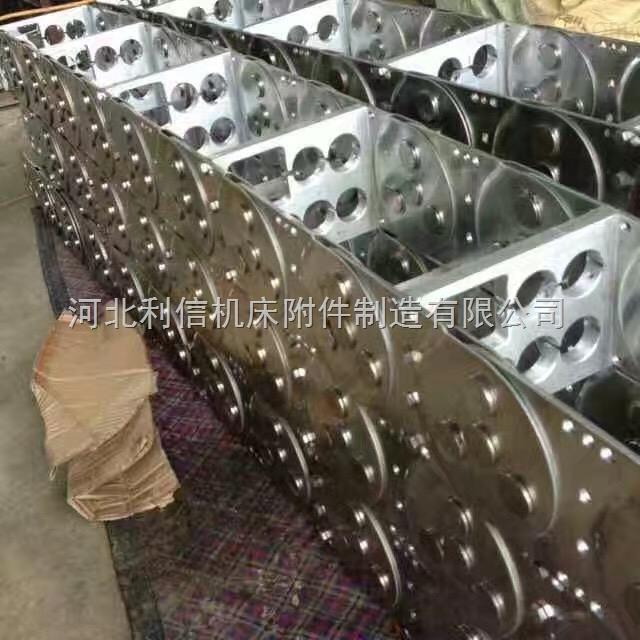 常州TL80环保型钢制拖链机械设备专用